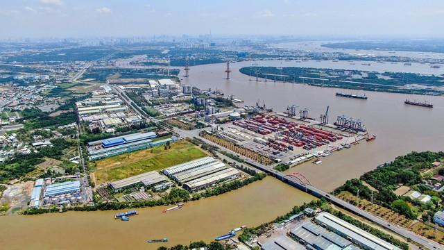Nâng cấp hạ tầng, bất động sản vùng ven phía Nam Sài Gòn đón sóng đầu tư - Ảnh 1.