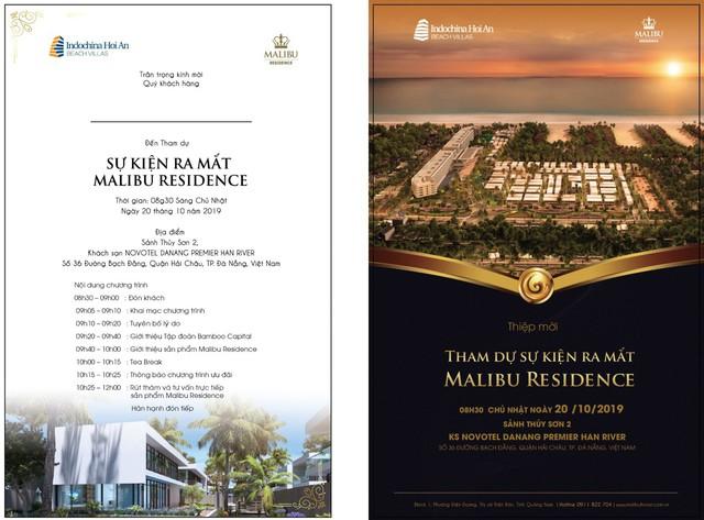 Căn hộ khách sạn Malibu Hội An - hướng đầu tư mới Nam TP Đà Nẵng - Ảnh 2.