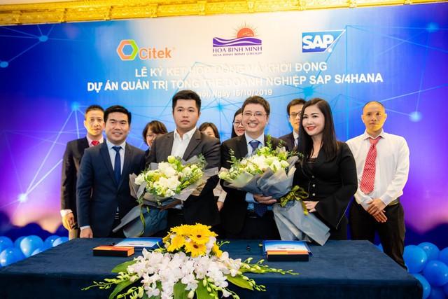 Tập đoàn Hòa Bình Minh đầu tư hơn 1 triệu USD triển khai giải pháp quản trị doanh nghiệp SAP S/4HANA - Ảnh 2.