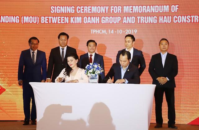 Ba đối tác lớn đồng hành cùng Kim Oanh Group - Ảnh 3.