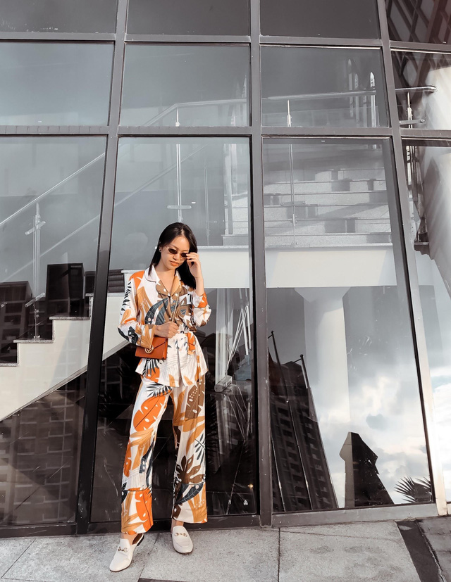Từ khi nào pyjama trở thành streetwear thế này? - ảnh 5