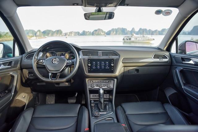 Volkswagen Tiguan Allspace Highline: SUV 7 chỗ đậm chất Đức - Ảnh 1.