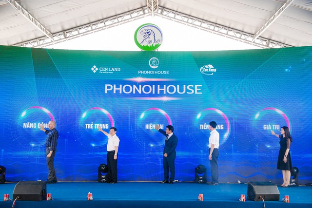 Bùng nổ giao dịch tại lễ ra mắt dự án Phố Nối House - Ảnh 1.