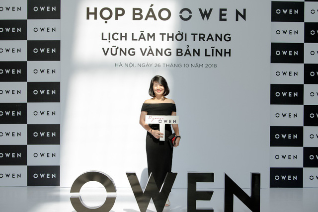 Thương hiệu thời trang nam Owen và câu chuyện tiên phong của nữ doanh nhân - Ảnh 1.