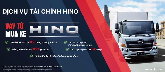 Ra mắt Dịch vụ tài chính Hino – Giải pháp cho nhà đầu tư vận tải - Ảnh 1.