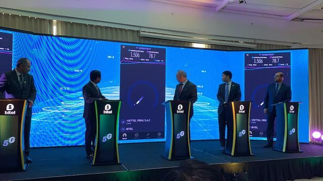 Viettel tại Peru: Lợi nhuận tăng trưởng mạnh trên 10% hàng năm, công bố thử nghiệm 5G - Ảnh 2.