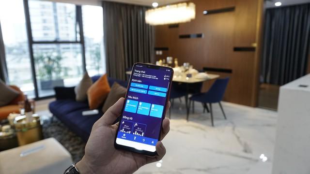 Căn hộ Smart Home gắn liền hệ sinh thái Smart Living tại Sunshine City Sài Gòn - Ảnh 2.