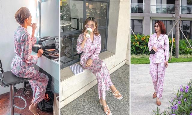 Từ khi nào pyjama trở thành streetwear thế này? - ảnh 3