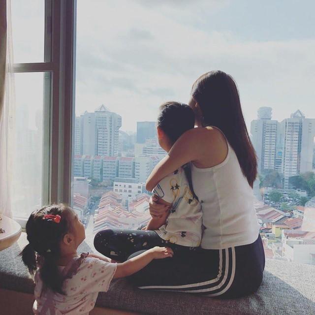 Phạm Quỳnh Anh: Không cần ánh đèn sân khấu, vẫn là mặt trời tỏa nắng cho con - ảnh 2
