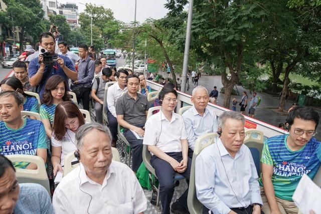 VPBank Hanoi Marathon chính thức là giải chạy quốc tế của thành phố Hà Nội - Ảnh 1.