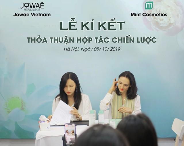 Tin vui cho tín đồ làm đẹp Hà thành: Có thể dễ dàng mua JOWAÉ tại hệ thống Mint Cosmetics - Ảnh 2.