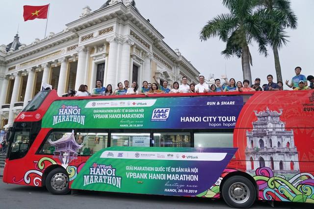 VPBank Hanoi Marathon chính thức là giải chạy quốc tế của thành phố Hà Nội - Ảnh 2.