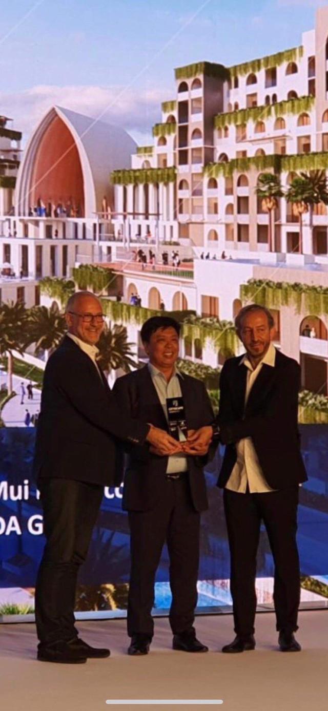 Giải thưởng kiến trúc uy tín thế giới vinh danh hai dự án tại Ninh Thuận - Ảnh 1.