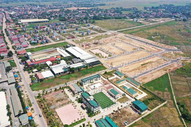 Lễ giới thiệu ra mắt lần đầu tiên tiểu khu Victory City Phố Thắng Bắc Giang - Ảnh 1.