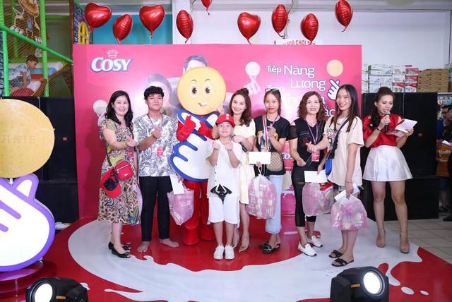 Bảo Thanh chọn Cosy để không bỏ lỡ khoảnh khắc đáng nhớ nào cùng gia đình - ảnh 2