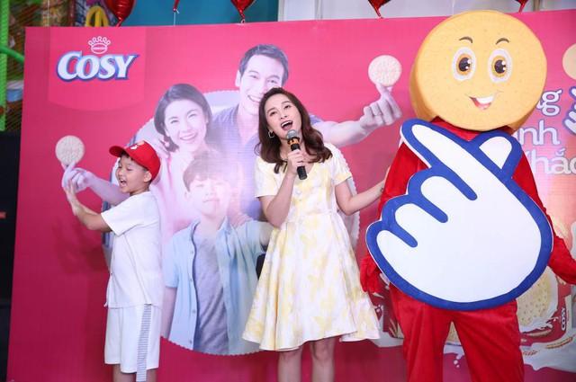 Bảo Thanh chọn Cosy để không bỏ lỡ khoảnh khắc đáng nhớ nào cùng gia đình - ảnh 3