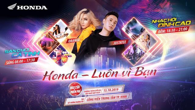 """Honda Việt Nam tiếp tục triển khai chương trình """"Honda – Luôn vì bạn 2019"""" - Ảnh 5."""