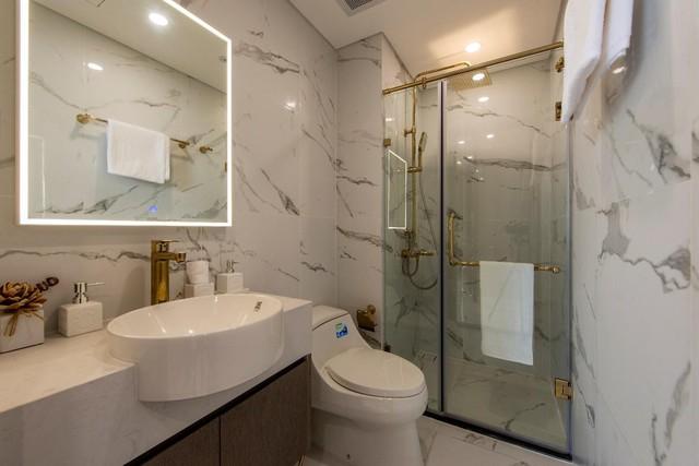 Chiêm ngưỡng căn hộ mẫu như khách sạn 5 sao của Sunshine City Sài Gòn - Ảnh 11.