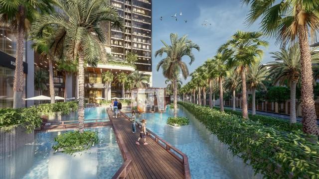 Sunshine City Sài Gòn - Không gian sống thịnh vượng bậc nhất Nam Sài Gòn - Ảnh 2.