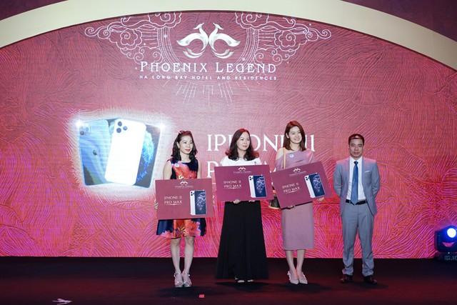 Chính thức ra mắt công trình Phoenix Legend Ha Long Bay Hotel & Residences - Ảnh 2.