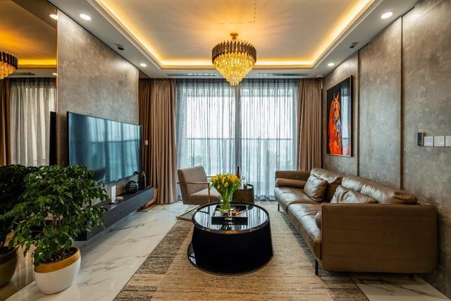Chiêm ngưỡng căn hộ mẫu như khách sạn 5 sao của Sunshine City Sài Gòn - Ảnh 2.