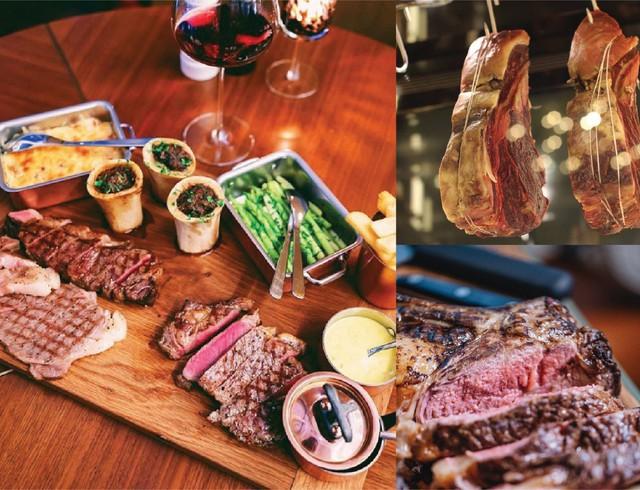 Theo dấu chân tín đồ sành ăn tới steakhouse hàng đầu châu Á tại Hà Nội - Ảnh 2.