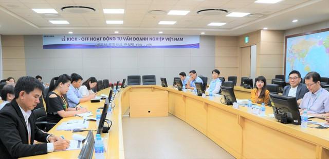 Tôn Đông Á tham dự chương trình tư vấn cải tiến của Samsung - Ảnh 2.