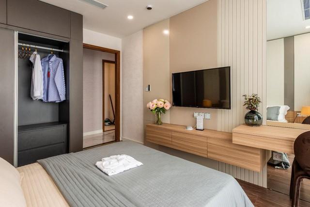 Chiêm ngưỡng căn hộ mẫu như khách sạn 5 sao của Sunshine City Sài Gòn - Ảnh 4.