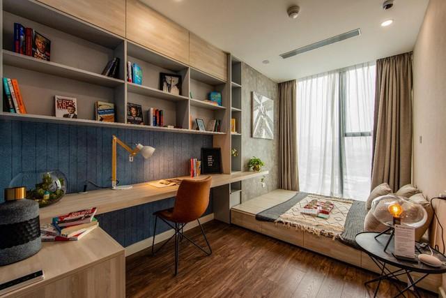Chiêm ngưỡng căn hộ mẫu như khách sạn 5 sao của Sunshine City Sài Gòn - Ảnh 6.