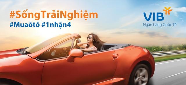 VIB đem nhiều ưu đãi tài trợ Viet Nam Motor Show 2019 - Ảnh 1.