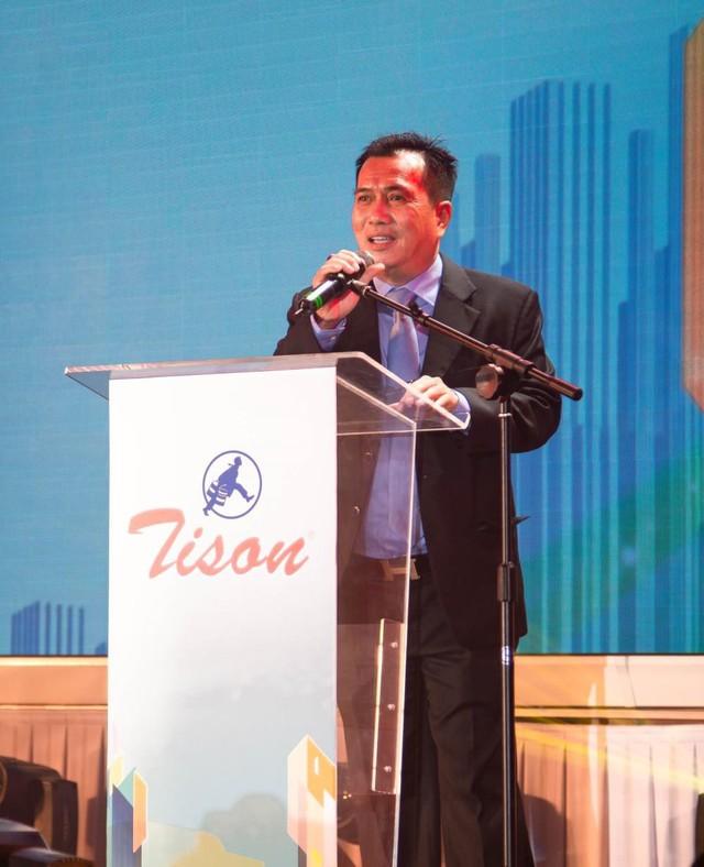 Sơn Tison khẳng định chất lượng thương hiệu bao phủ cả nước - Ảnh 1.