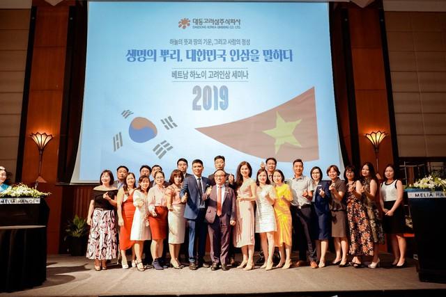 Nhân sâm chất lượng – Đừng bỏ qua thương hiệu Daedong Korea Ginseng - Ảnh 1.