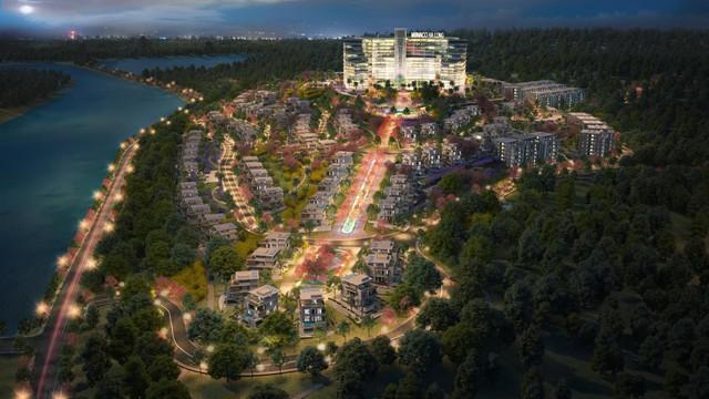 Biệt thự trên đồi Green Pine Villas: Dự án nổi bật trong làng BĐS phía Bắc - Ảnh 1.