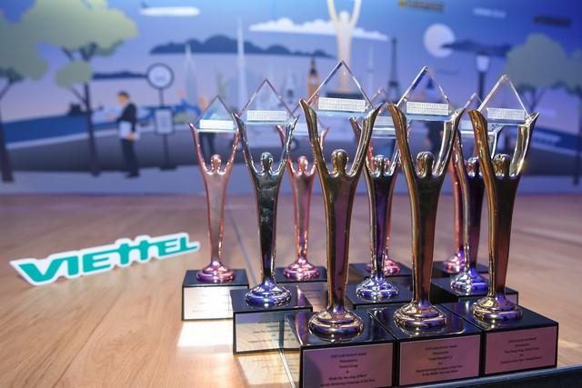 """Các sản phẩm số của Viettel thắng lớn tại """"giải Oscar"""" dành cho giới kinh doanh quốc tế - Ảnh 1."""