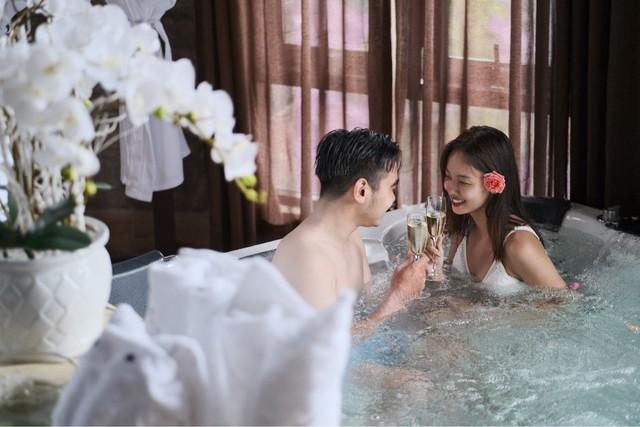 """Ngỡ lạc trôi tới trời Âu tại """"Khách sạn sang trọng hàng đầu châu Á cho kỳ nghỉ trăng mật"""" - Ảnh 5."""