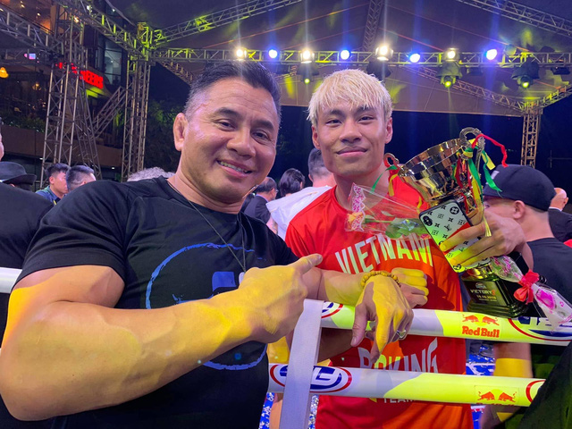 Thomas Wu - Hiện tượng trẻ mới cho làng Boxing Việt Nam - ảnh 4