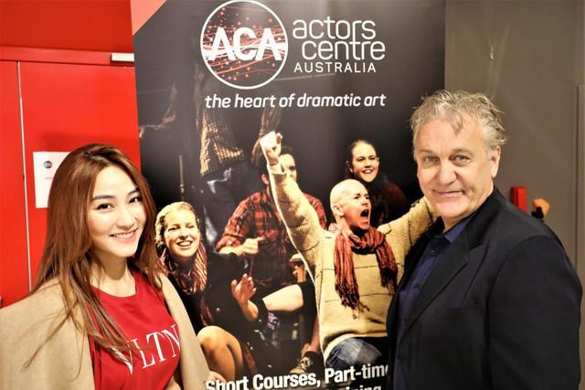 Ngân Khánh hợp tác trao cơ hội học diễn xuất quốc tế cho diễn viên trẻ Việt Nam - Ảnh 1.