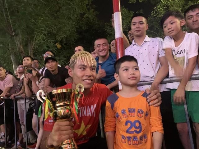 Thomas Wu - Hiện tượng trẻ mới cho làng Boxing Việt Nam - ảnh 1