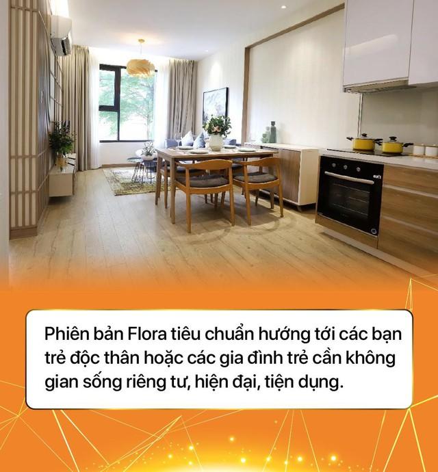 Phong cách thiết kế tinh tế, hiệu quả định hình phong cách sống tại Akari City - Ảnh 2.