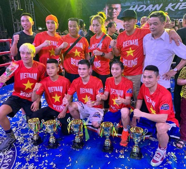 Thomas Wu - Hiện tượng trẻ mới cho làng Boxing Việt Nam - ảnh 3