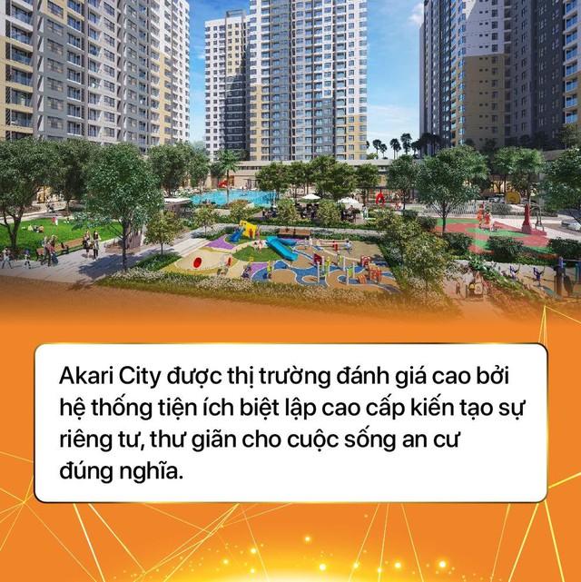 Phong cách thiết kế tinh tế, hiệu quả định hình phong cách sống tại Akari City - Ảnh 6.