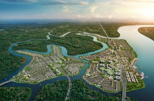 Đồng Nai - tâm điểm hút vốn của bất động sản phía Nam - Ảnh 1.