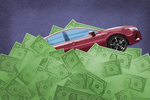 Có nên vay tiền mua xe trả góp? - Ảnh 1.