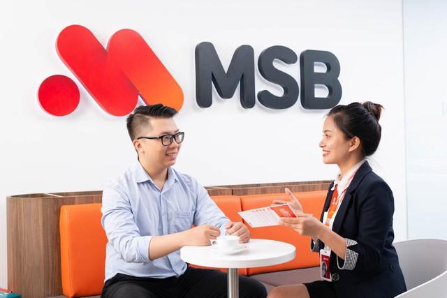 MSB miễn tới 100% phí chuyển tiền quốc tế cho doanh nghiệp - Ảnh 1.