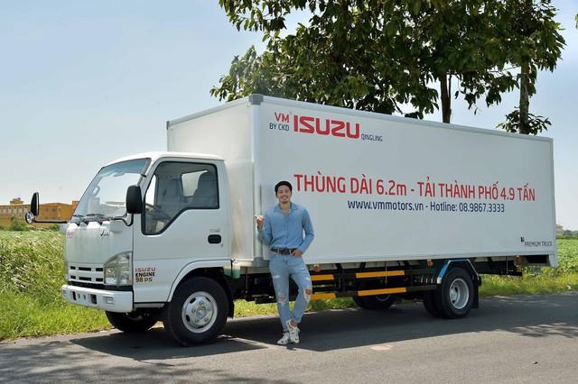 Vận chuyển hàng hóa trong đô thị nên lựa chọn xe tải nào? - Ảnh 1.