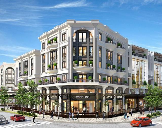 Giá nhà phố thương mại tiếp tục tăng do nguồn cung khan hiếm - Ảnh 1.