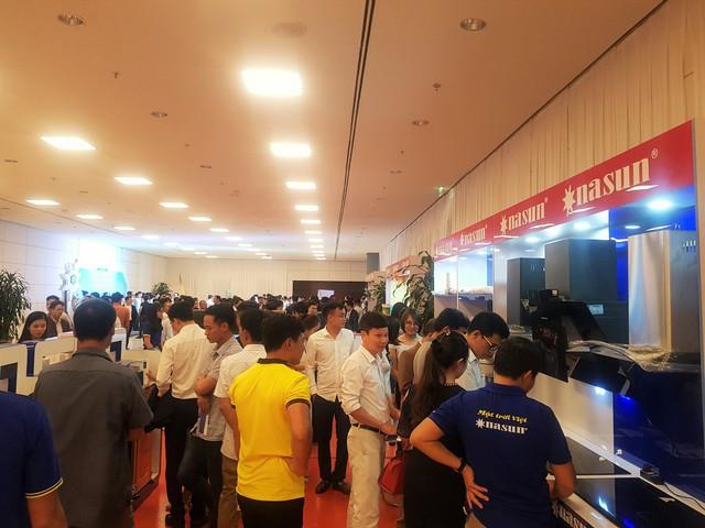 Nasun - Tập đoàn thuần Việt 100% chính thức lấn sân thị trường đồ gia dụng - Ảnh 2.