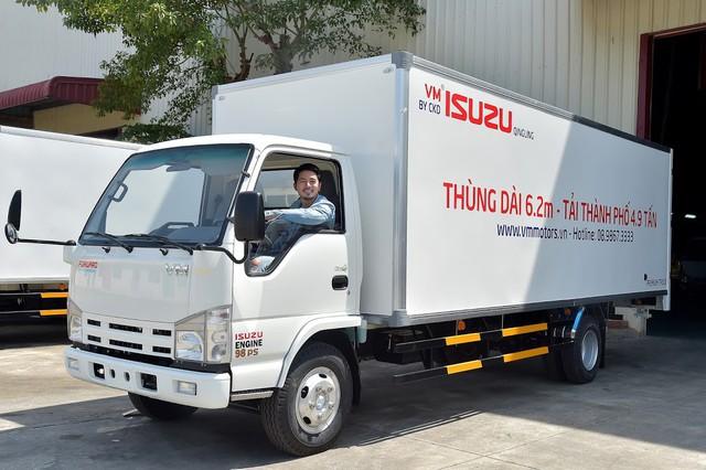 Vận chuyển hàng hóa trong đô thị nên lựa chọn xe tải nào? - Ảnh 2.