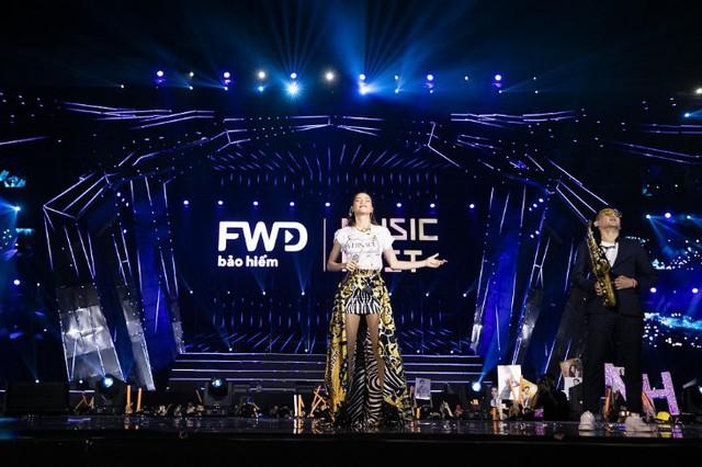 Siêu Bão FWD Music Fest đã càn quét thủ đô Hà Nội như thế nào? - Ảnh 2.