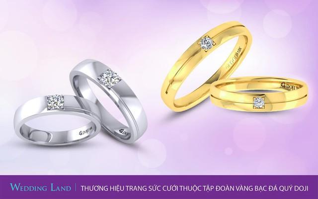 Wedding Land - Thiên đường trang sức cưới cho tình yêu thêm ngọt ngào - Ảnh 3.